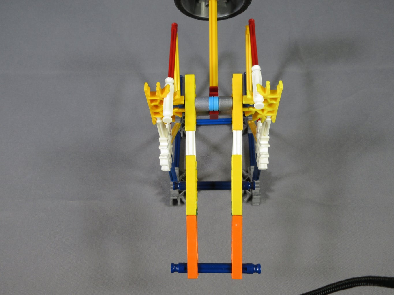 Combine Center Tower and Arm Drop