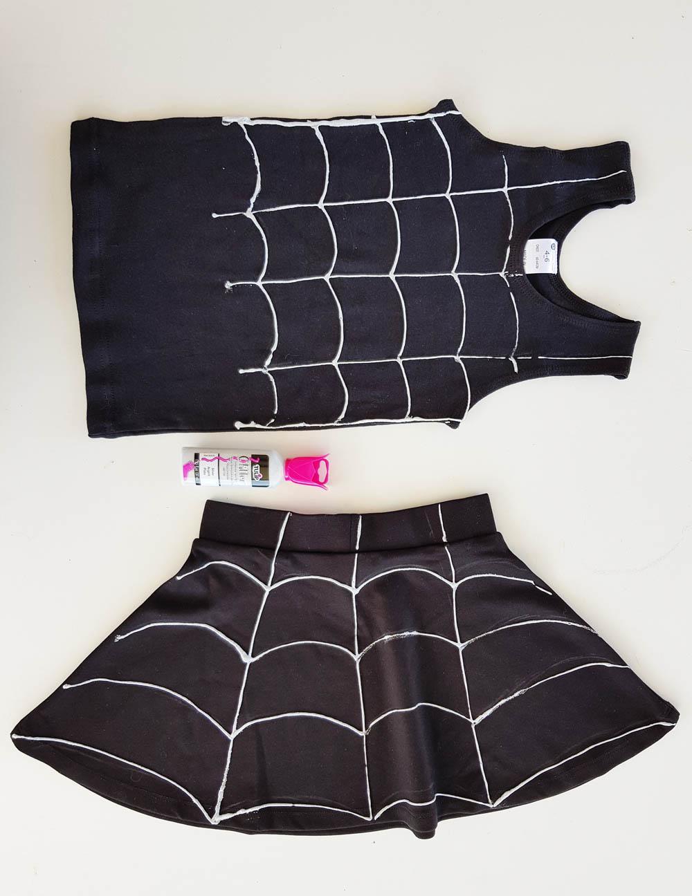 Create Your Spiderweb Pattern