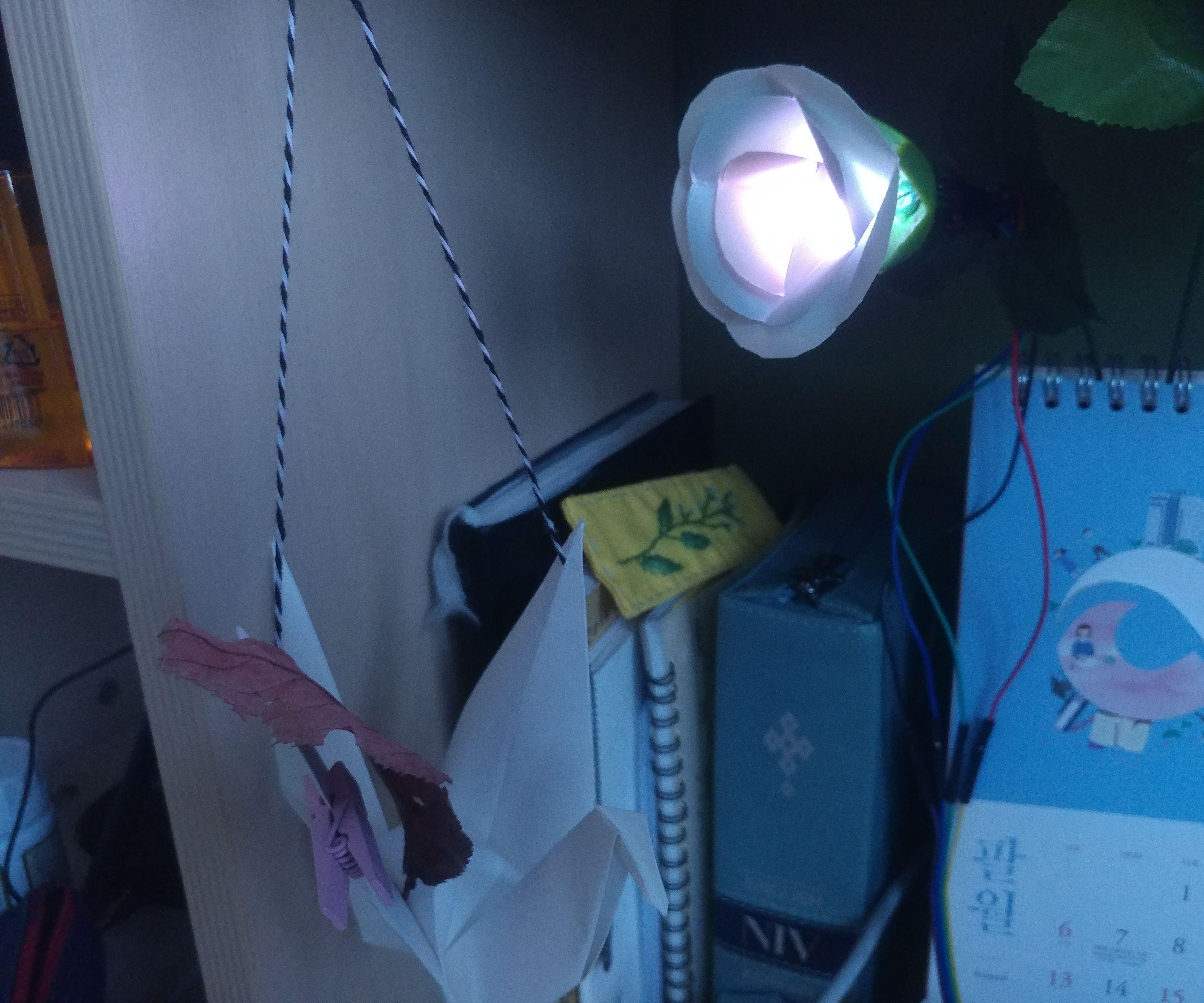 Arduino Mood Lamp With Bluetooth Module