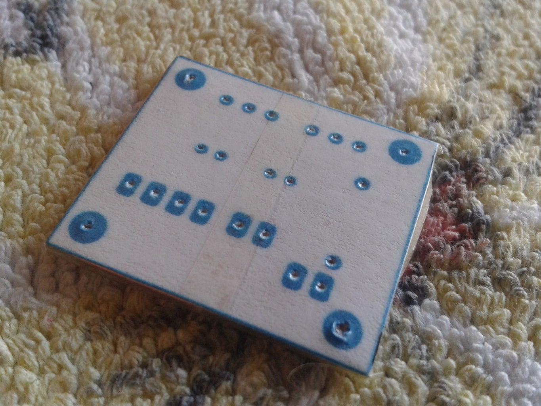 PCB Control for the Auto Leveling Servo