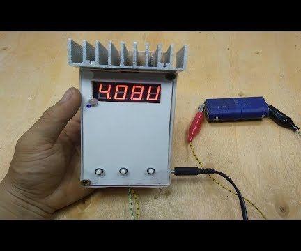 Make Battery Tester