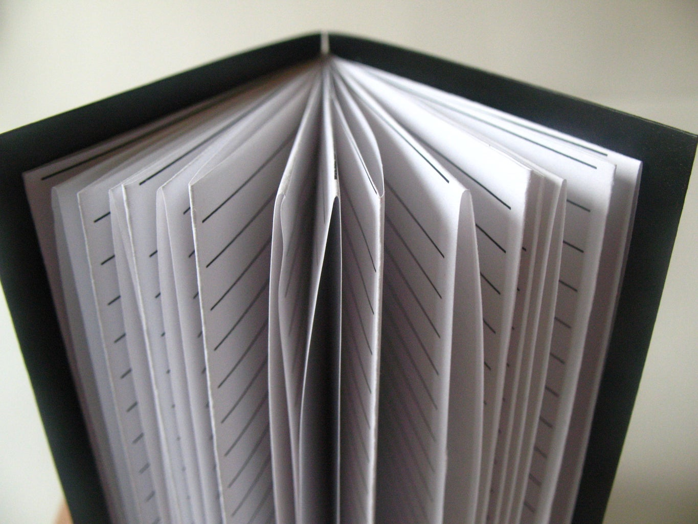 Voila! 32-pages Wrapped in a Cover