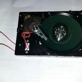 HDD - Speaker