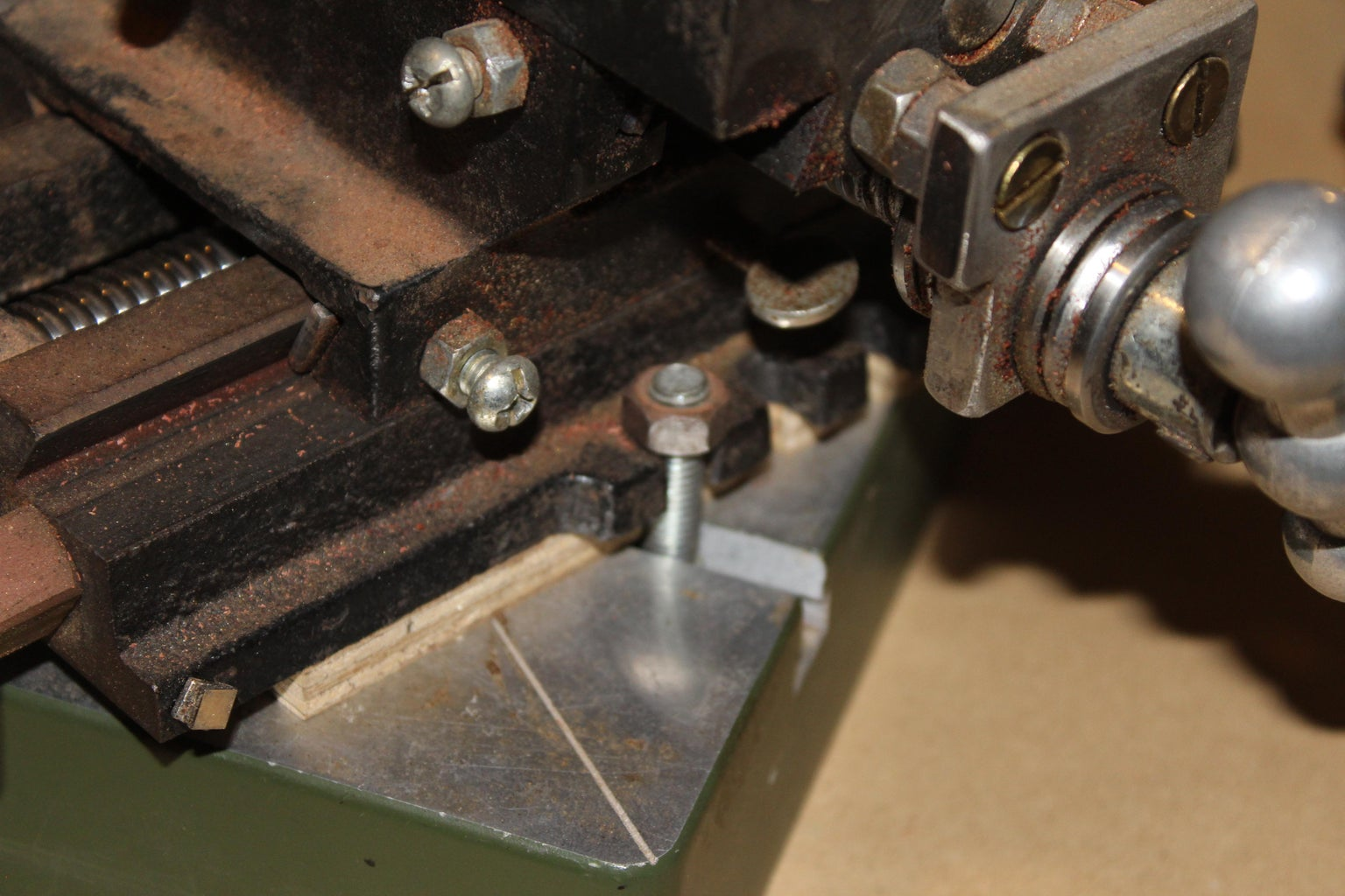 Assemble the Milling Machine