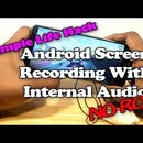 Android Internal Audio Recorder by Simple Life Hack
