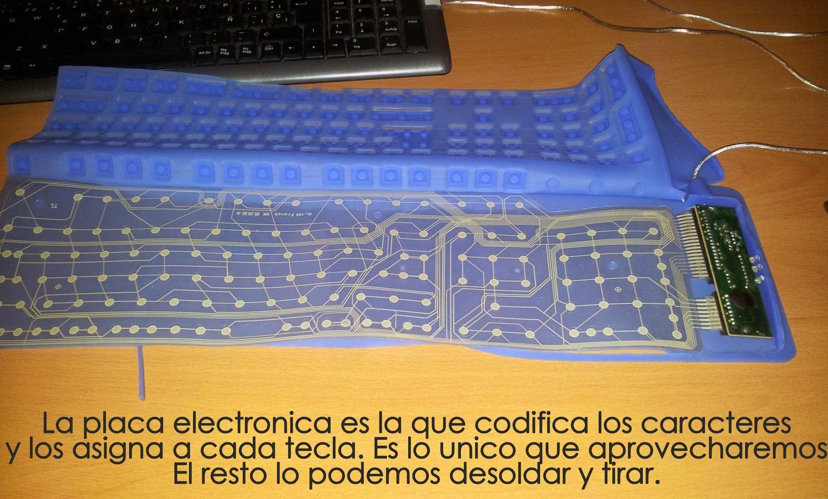 Consiguiendo La Electronica