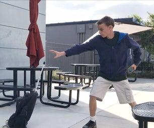 Robotic Rolling Backpack