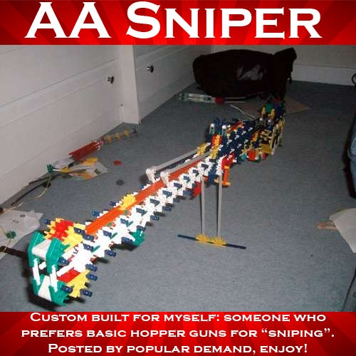 AA Sniper