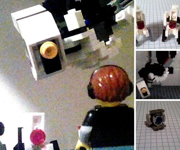 My Lego Portal Builds