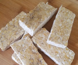 Easy Organic Sprouted Tempeh