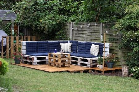Finished Lounge