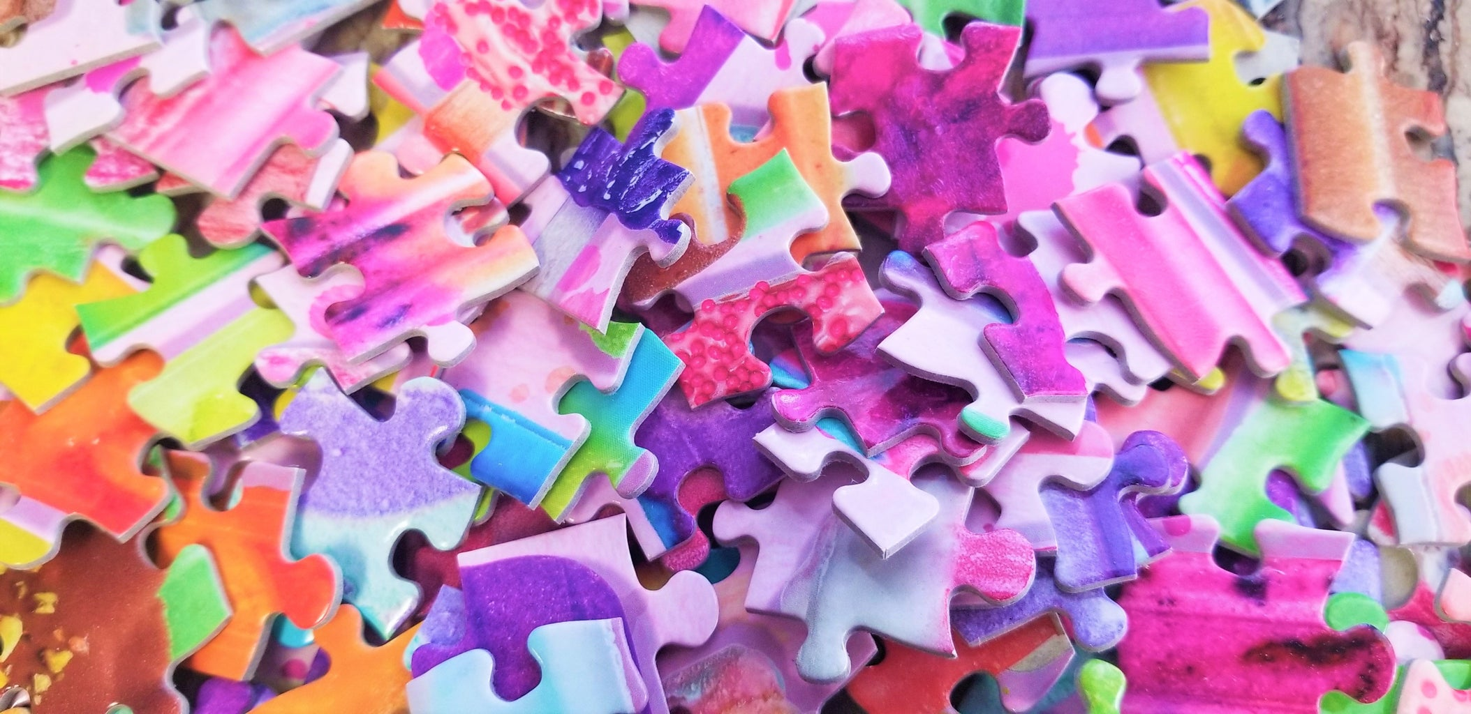 Tackling a Puzzle for the First-time