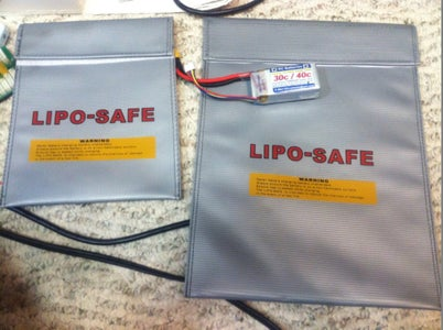 Important Instructions Just Before You Begin Charging the Over-discharged LiPo