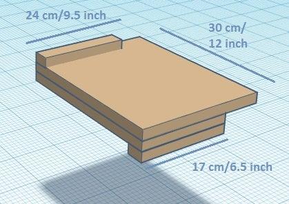 Shooting Board/Bench Hook Combo