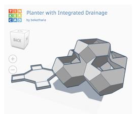 在赋予者嵌入Tinkercad设计