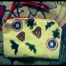 Heroes Cell Phone Pouch
