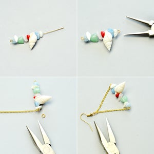 Make the Chip Gemstone Patterns