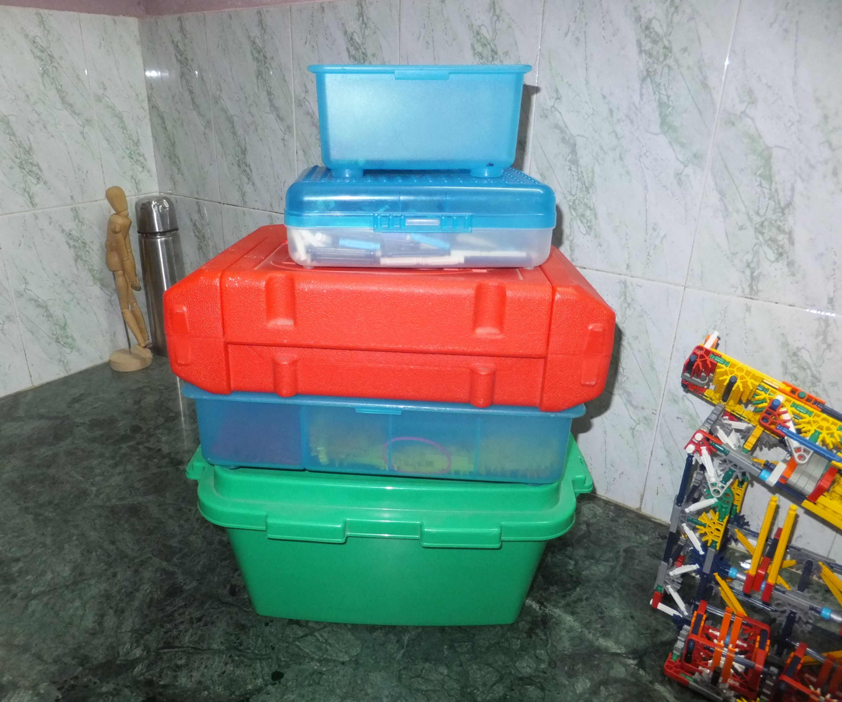 How To Store Your K'nex Efficiently : A Complete Guide