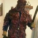 Billy Boil BURNED costume or prop