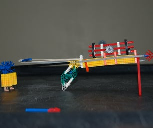 Knex Assault Sniper Rifle  K.A.S.R
