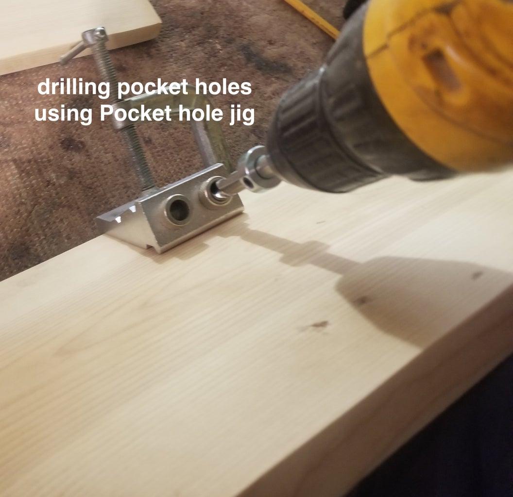 Making Pocket Holes