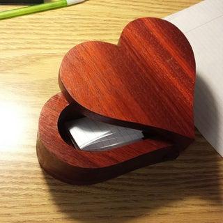 Secret Heart Box