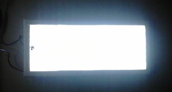 Optional Step: Adding a Light Diffuser