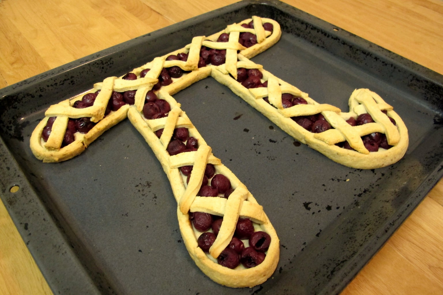 Bake the Maths in the Oven