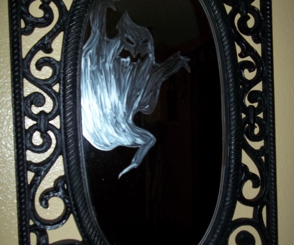 5 Minute Ghost in a Mirror