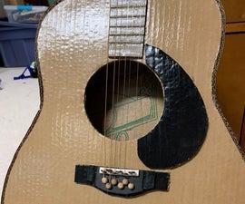 LCB Signature Series Guitar