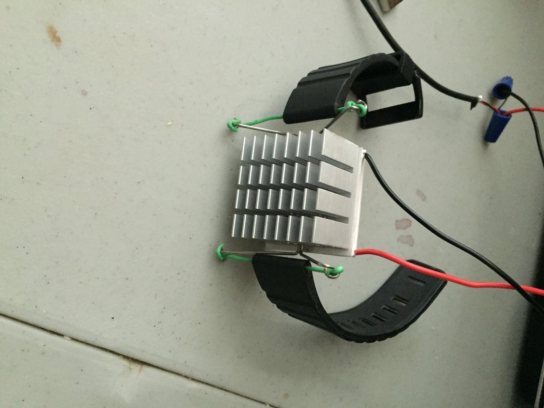 5 Minute USB Wrist Cooler