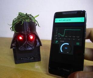 Darth Vader Smart Garden