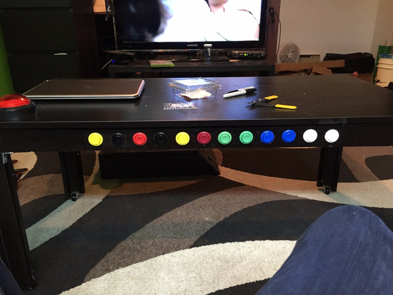 Coffee Table TV Remote