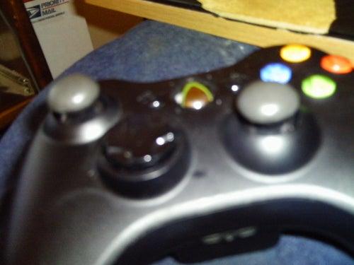 Xbox360 Controller... Nubs.