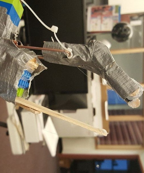 Mousetrap Robot Claw