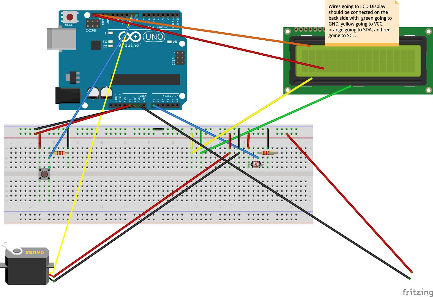 Wiring Your Arduino