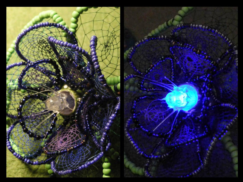 Crafty Dreamcatcher Fern Flower