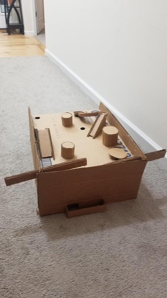 Pinball Cardboard Arcade
