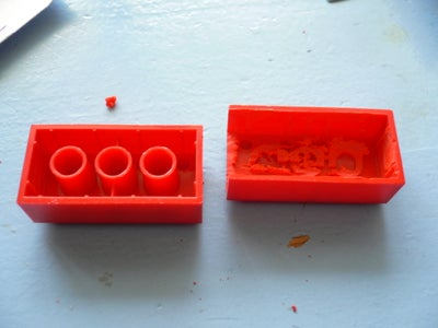 Get Your USB and Empy Out the Lego