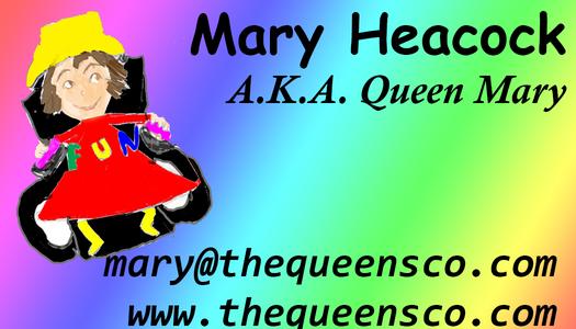 Join the Queen's Crew