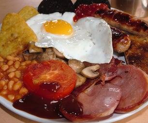 全英式早餐