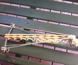 K'nex Crossbow