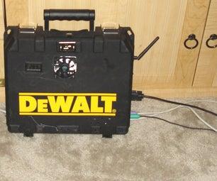 Dewalt Tool Box PC