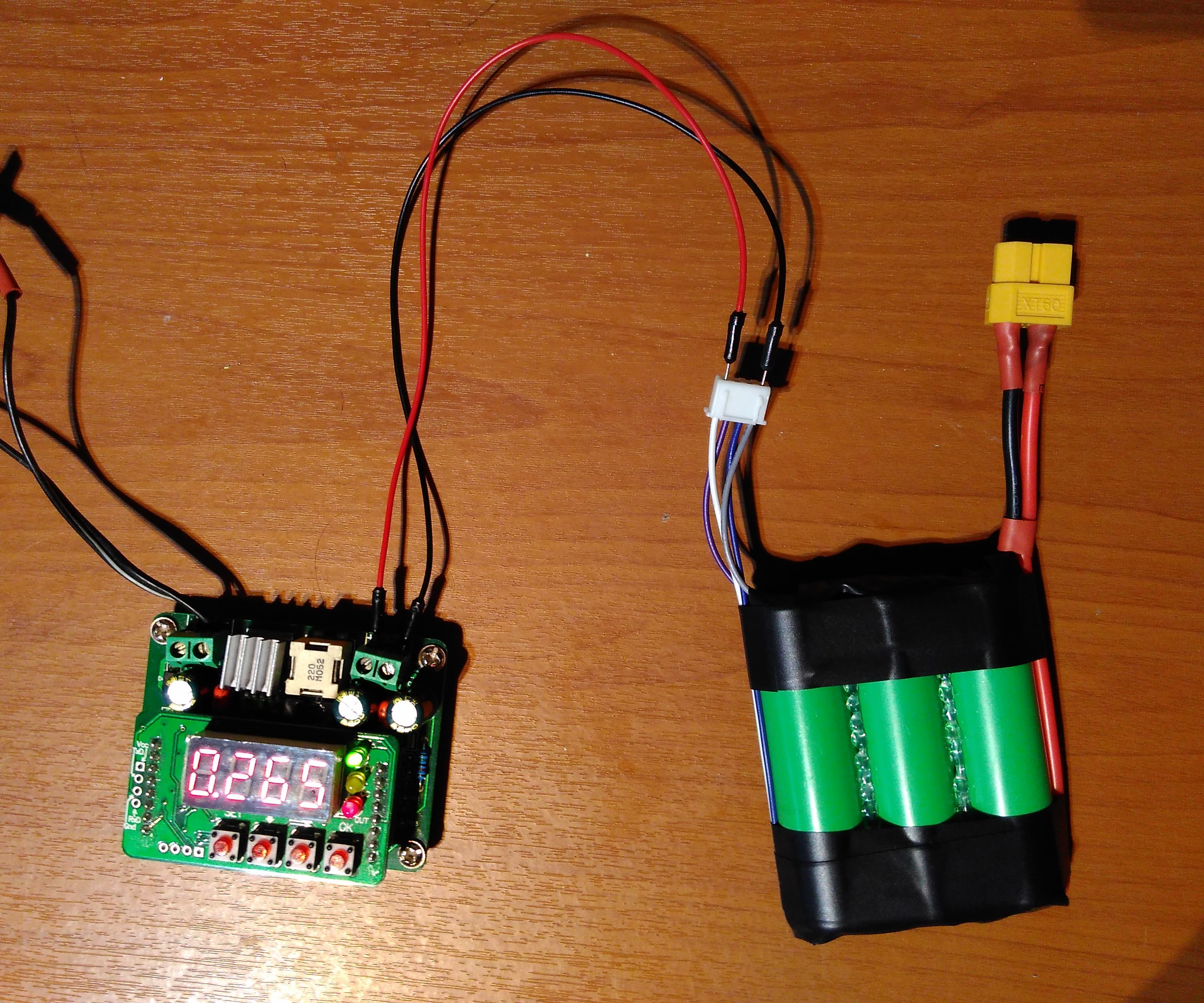 DIY RC Charger
