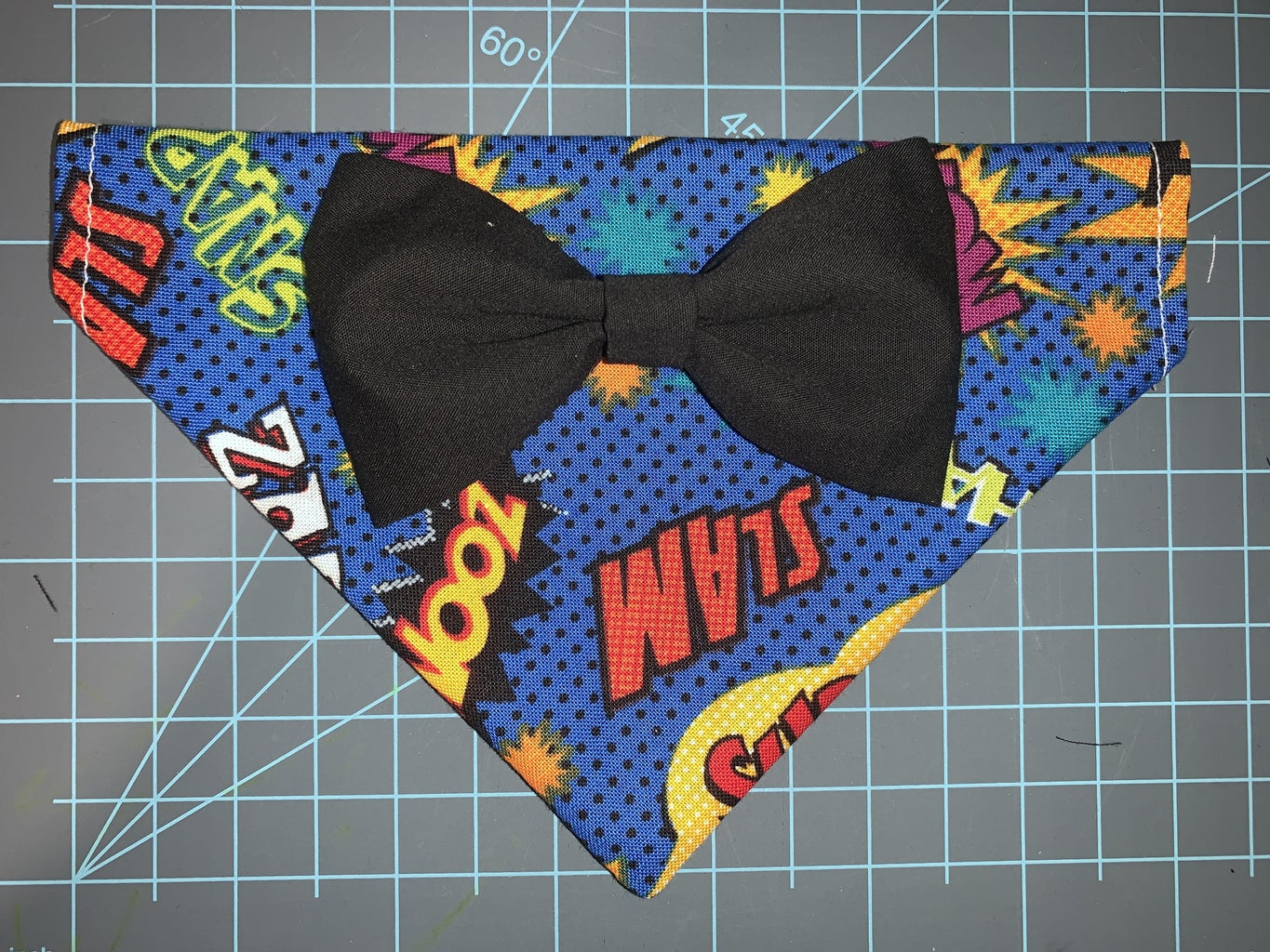 Joining the Bowtie to the Bandana