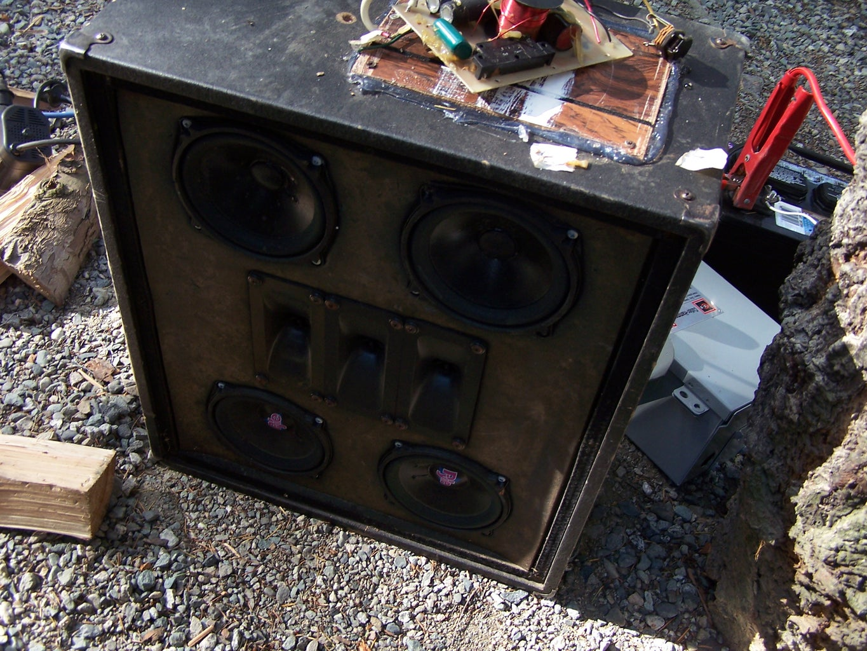 Sound/Utility Power