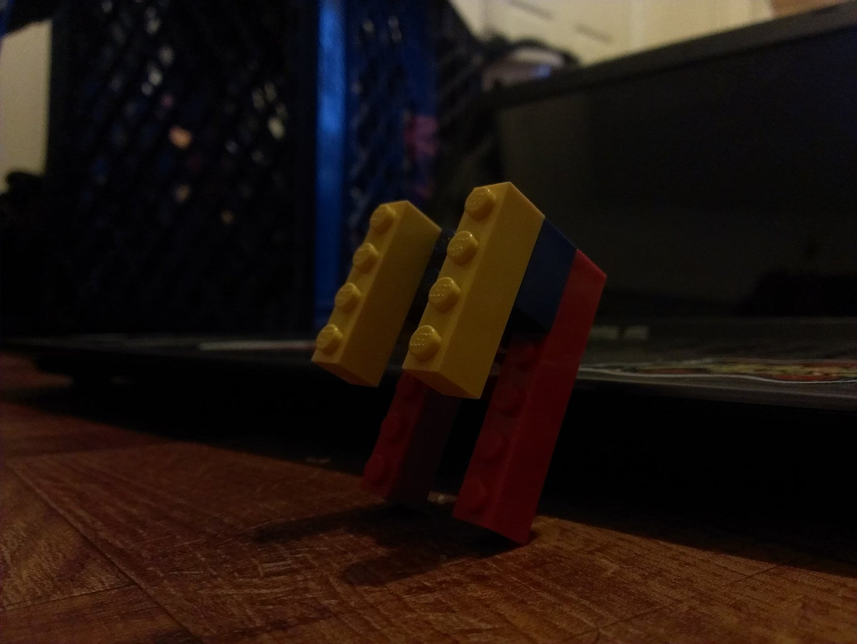 Laptop Lego Webcam/gadget Mount