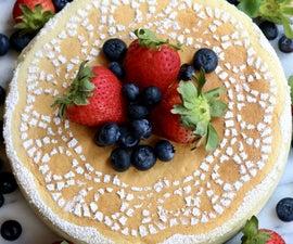 Japanese Cheesecake Recipe
