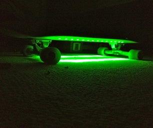 Skateboard Under-glow