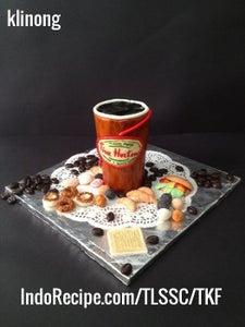 Edible Tim Hortons Coffee Cup